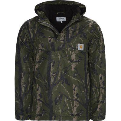 Nimbus Pullover Jacket Regular | Nimbus Pullover Jacket | Grøn